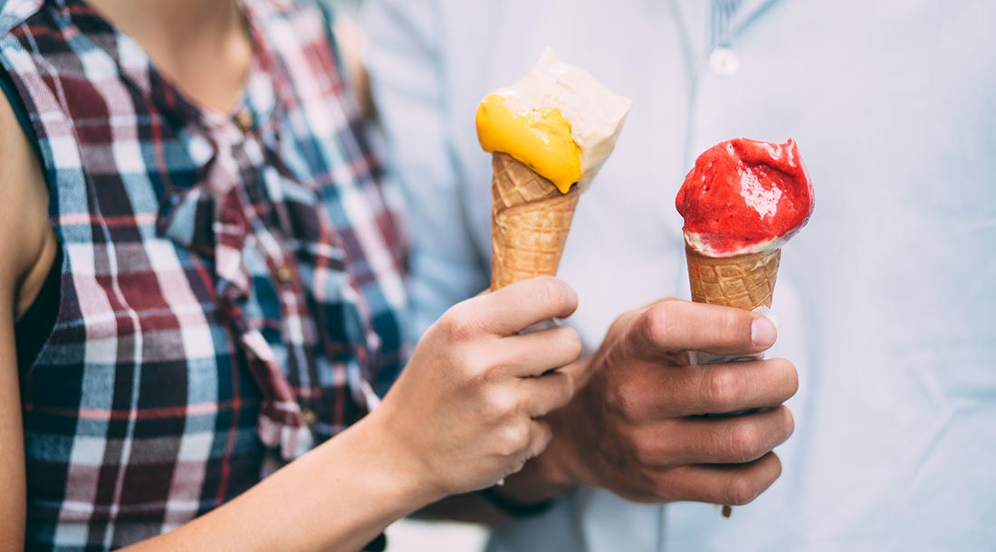 how to eat an ice cream Link to this interactive with summer sort of here, it is time for how to eat to take a long hard lick at ice-creamwhether you are aged seven or 70, there is no bar to enjoying it.